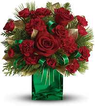 Yuletide Spirit Bouquet